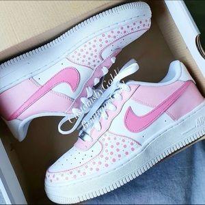 Customs Nike Air force 1